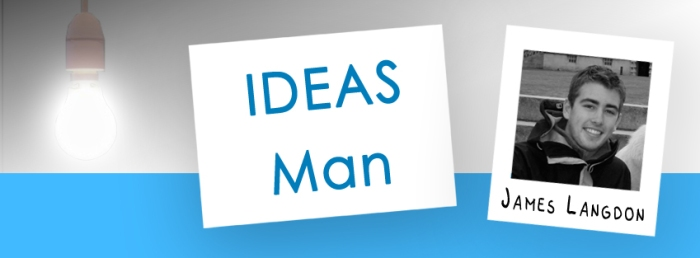 Ideas Man Cover Photo
